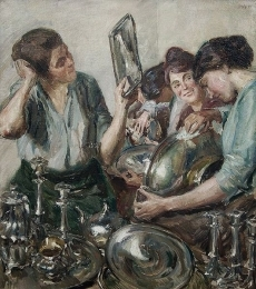 530px-Fritz_Stotz_Mädchen_beim_Silberputzen_1919